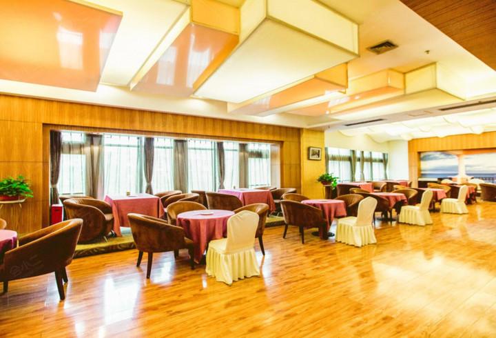 成都桂湖国际大酒店餐厅图片图片