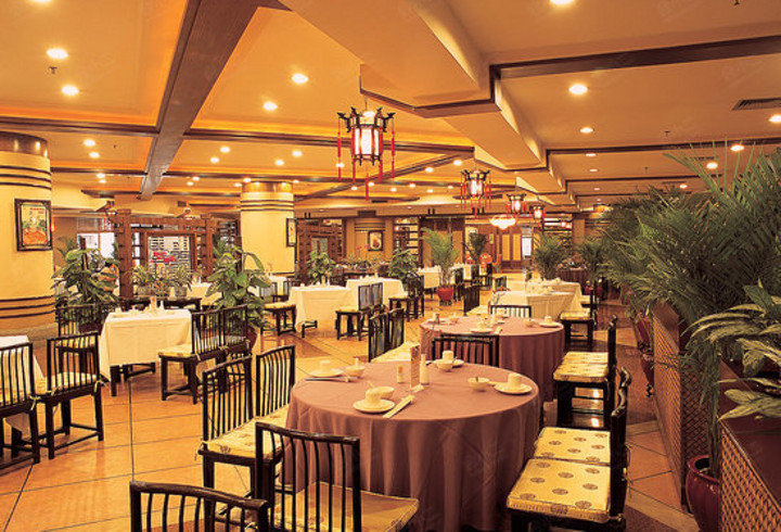 广东亚洲国际大酒店餐厅图片图片
