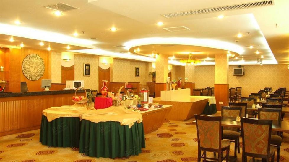 青岛东晖国际大酒店餐厅图片图片