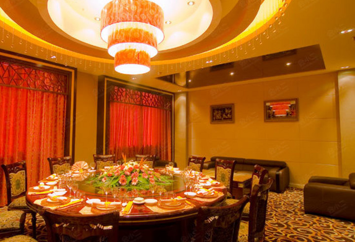 武汉中原国际大酒店餐厅图片图片