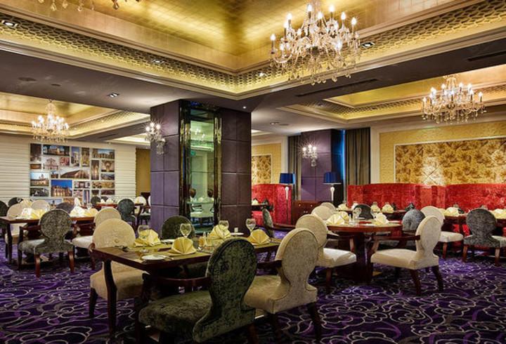 西安阳光国际大酒店餐厅图片图片