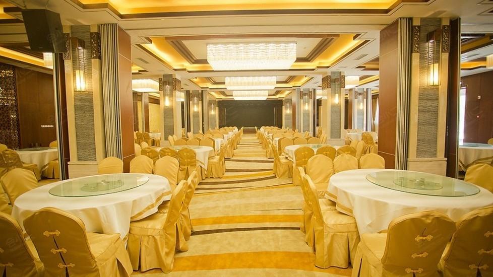 新郑皇宫国际大酒店餐厅图片图片