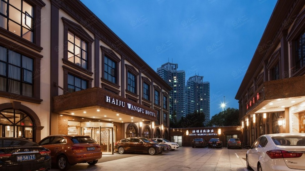 宁波海俱王府酒店外观图片
