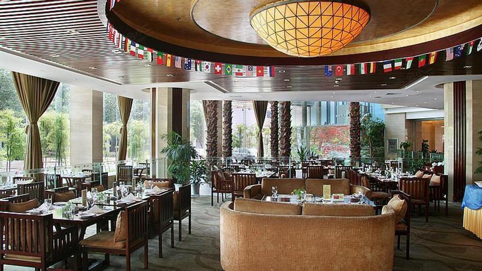 武汉雄楚国际大酒店餐厅图片图片