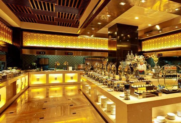 北京海德温泉酒店餐厅图片