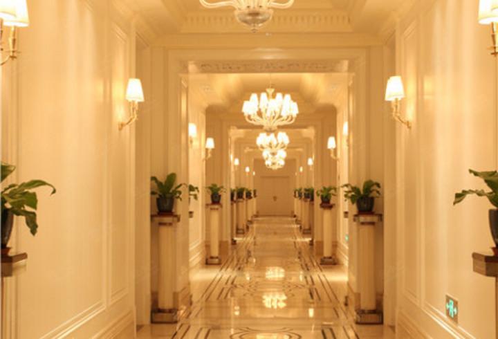 中餐廳走廊
