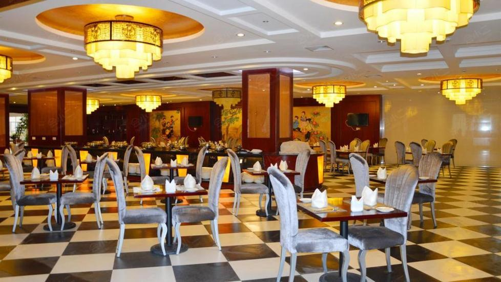 石林银瑞林国际大酒店餐厅图片图片