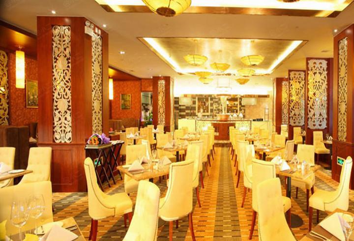 海口明光国际大酒店餐厅图片图片