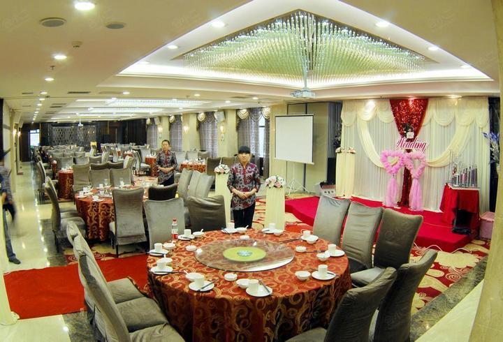 甘肃国际大酒店餐厅图片图片