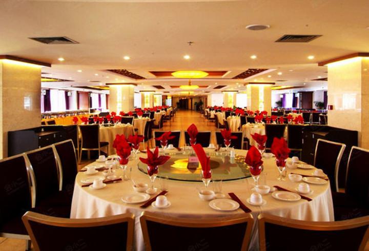 阳朔碧玉国际大酒店餐厅图片图片