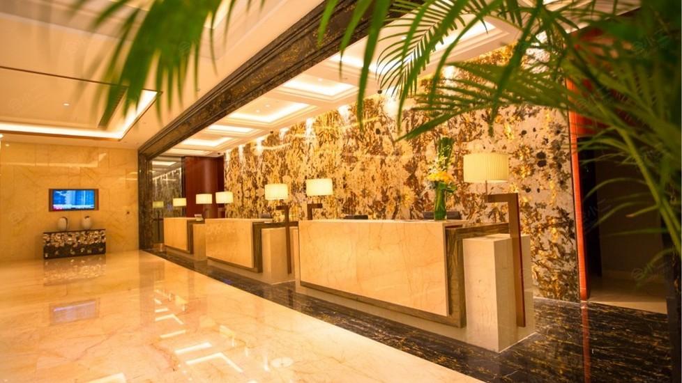 蓝海·青岛颐海花园酒店大堂图片
