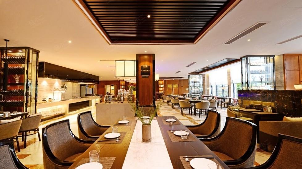 【千岛湖峰泰君亭酒店】餐厅图片大全_餐厅图库-会小二