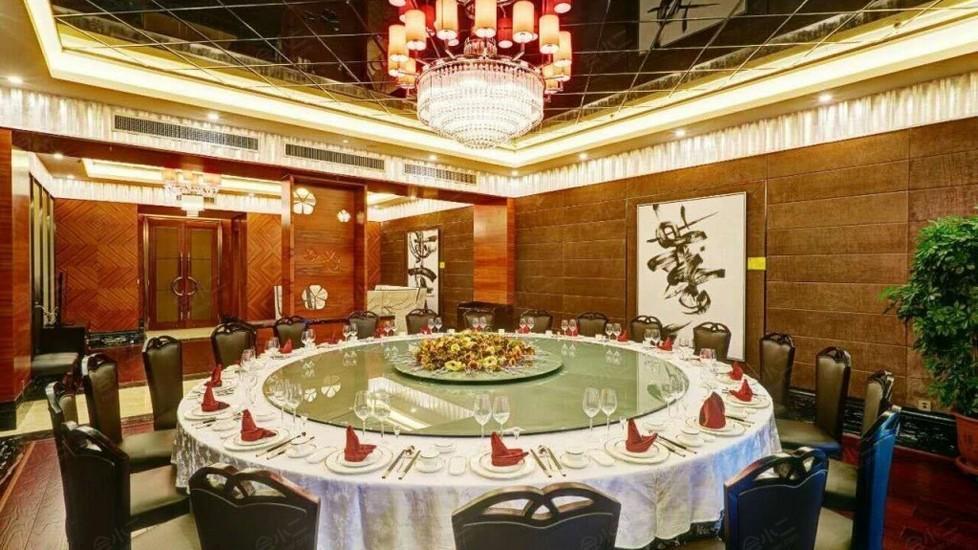 鄢陵花溪中州国际大酒店餐厅图片图片
