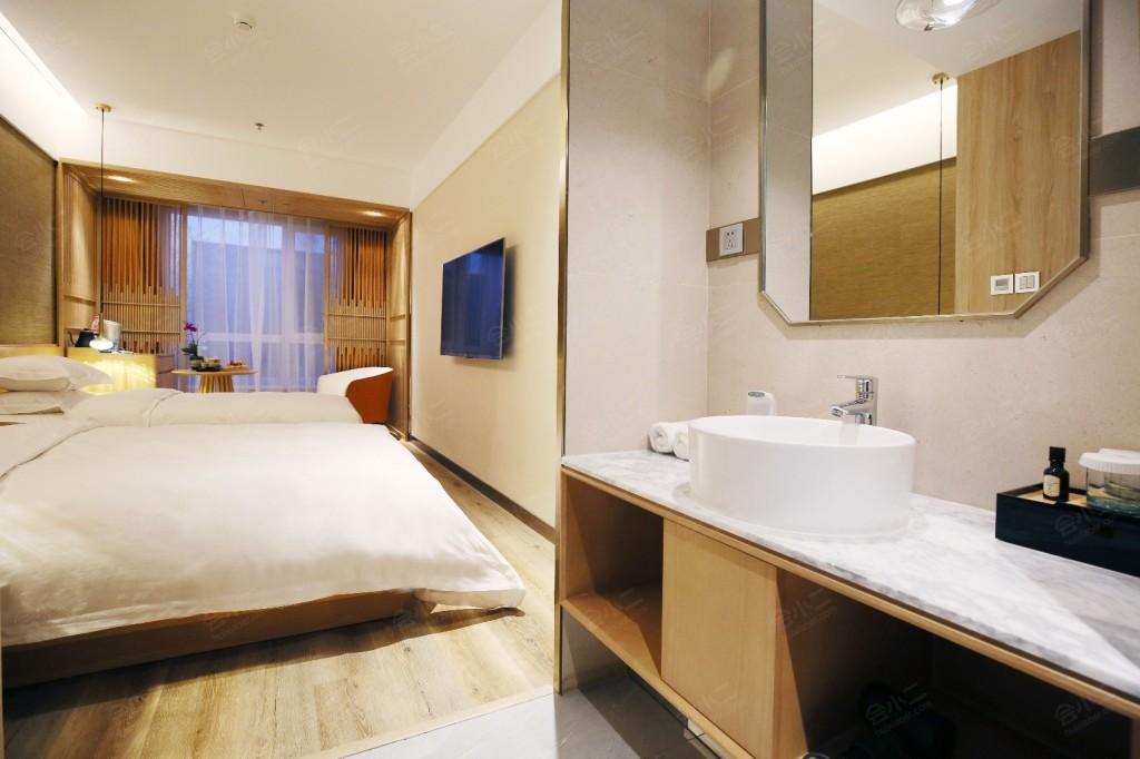 祥和园景双床房