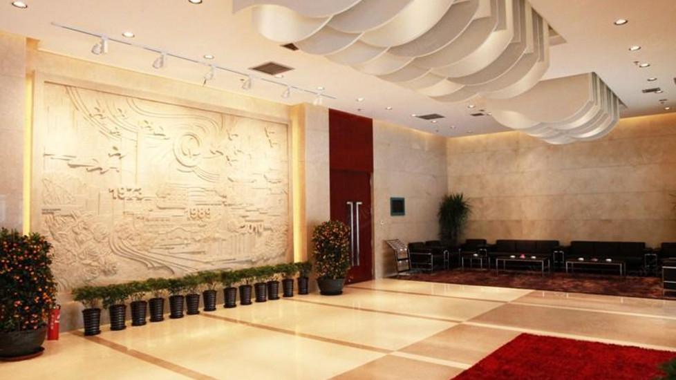 会议楼大堂