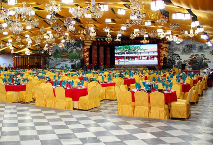 华乐宫会议室