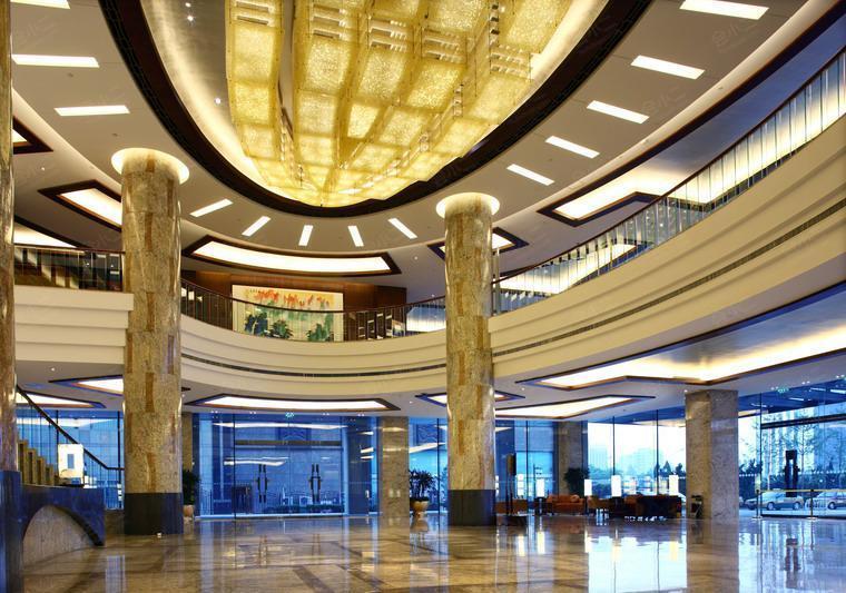 会议中心大堂