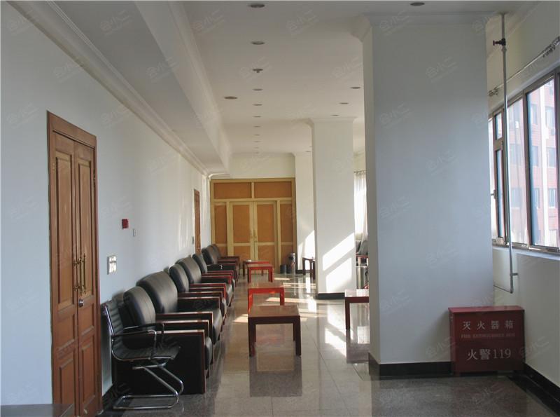 会议区走廊