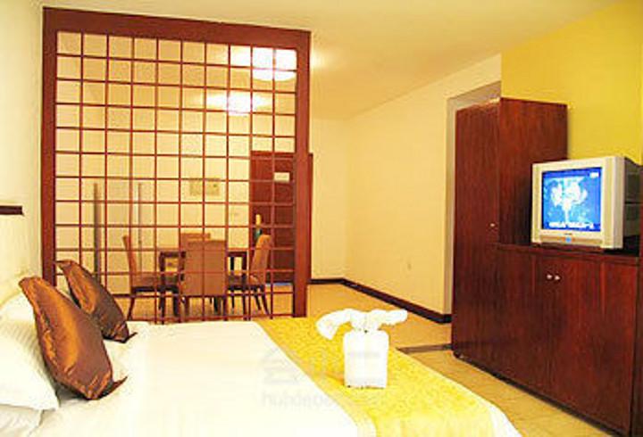 公寓大床间