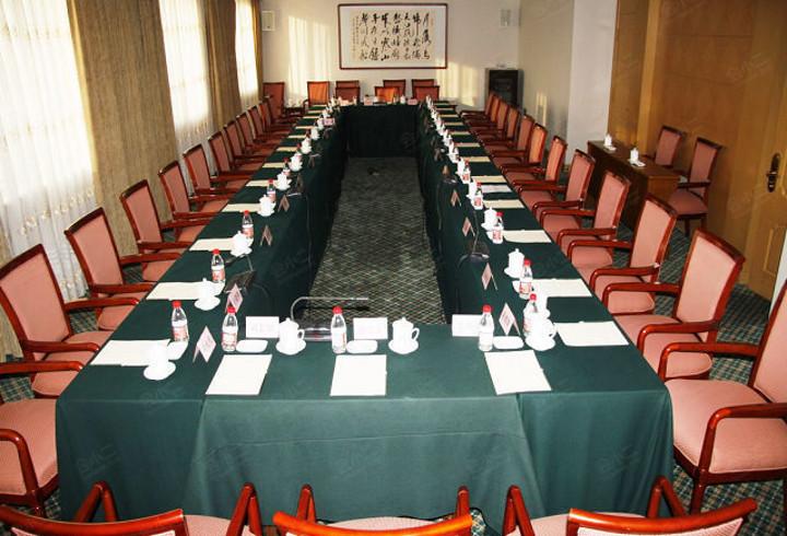 北楼第8会议室
