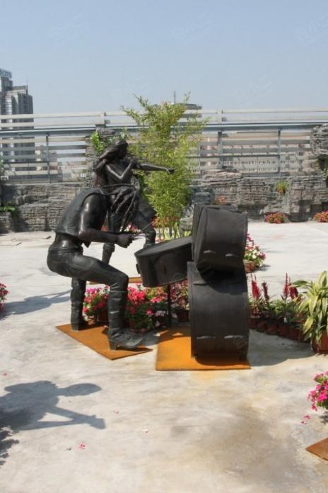北京奥加美术馆酒店环境