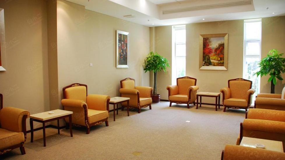 会议室贵宾休息区