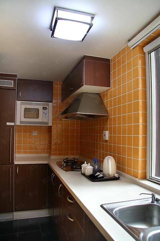 豪华套间-厨房