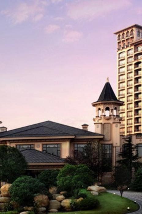 上海浦东星河湾酒店外观