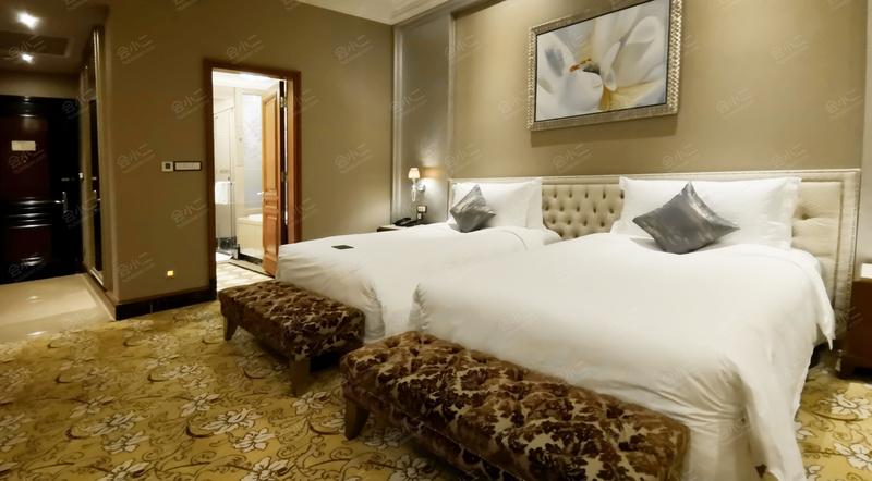 上海浦东星河湾酒店客房