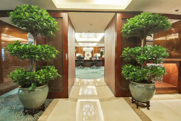 深圳香格里拉大酒店餐饮