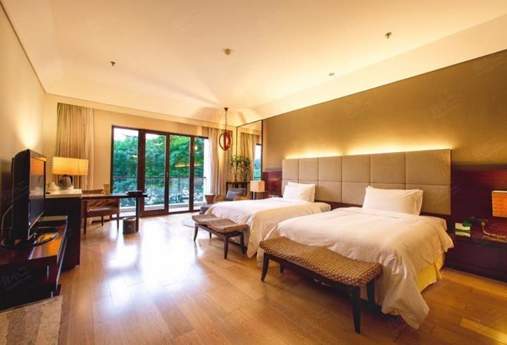 山景双床房