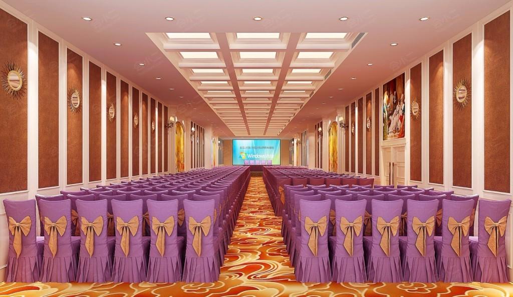 大型会议厅