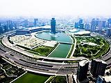 郑东新区如意湖广场