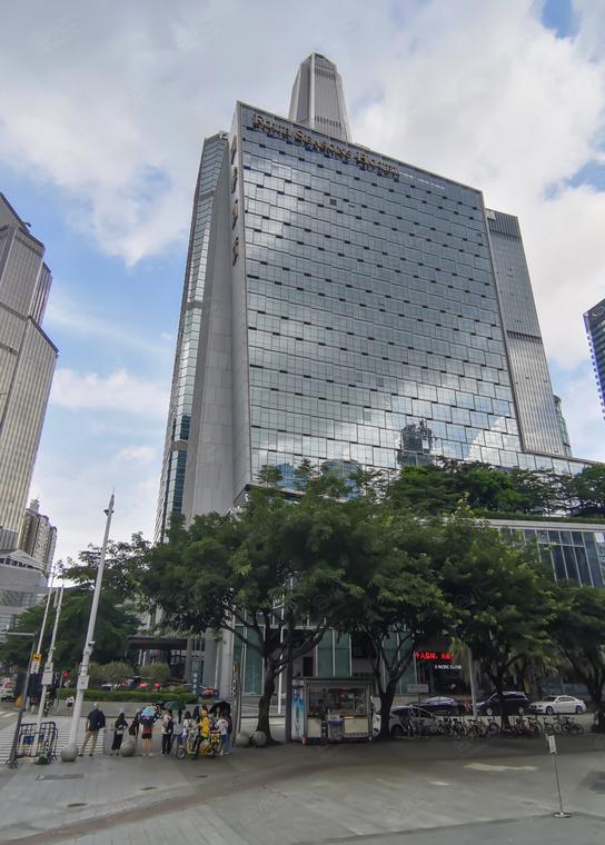 深圳四季酒店外观/俯瞰