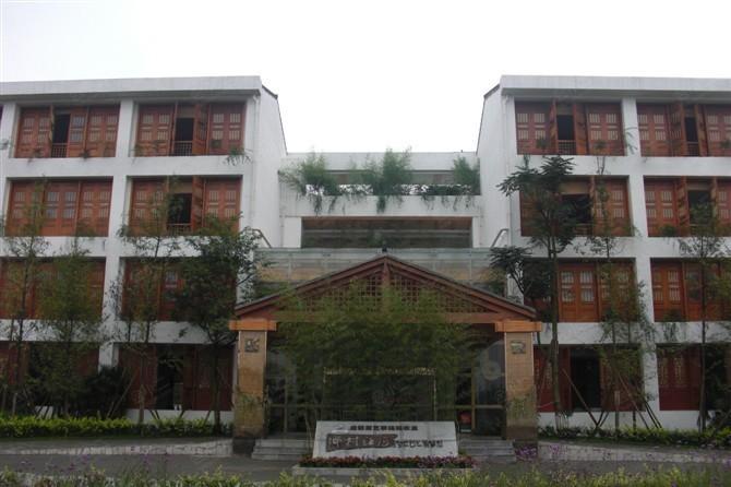 乡村酒店西楼