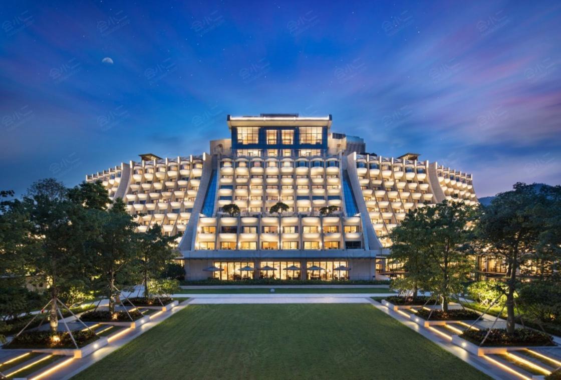 深圳蛇口希尔顿南海酒店特色1