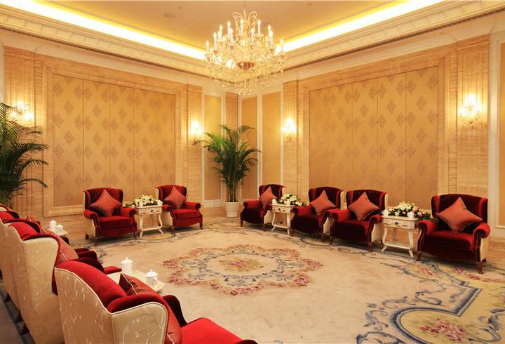 宴会厅旁边VIP室