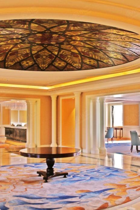 北京新华联丽景温泉酒店环境