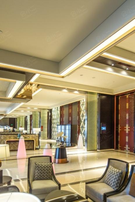 北京海湾半山温泉酒店环境