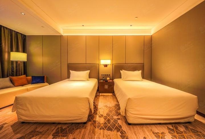 全景雙床房