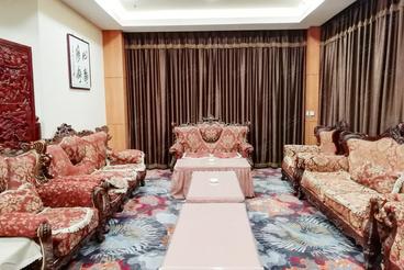 北京健鼎金辉体育温泉酒店会场